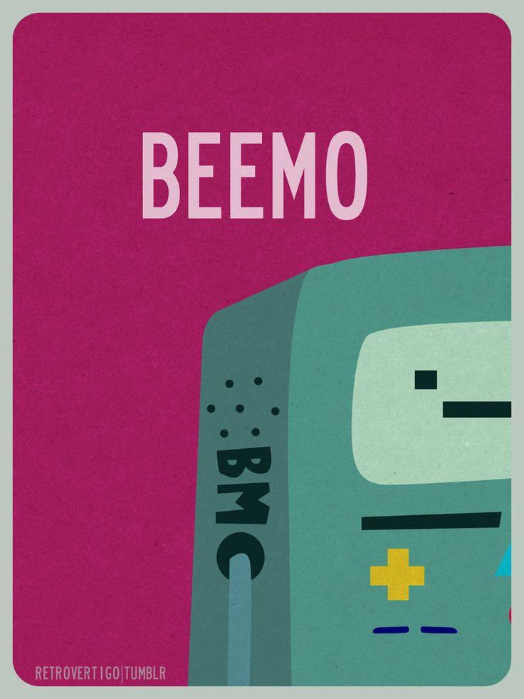 Beemo by ~retro-vertigo on deviantART