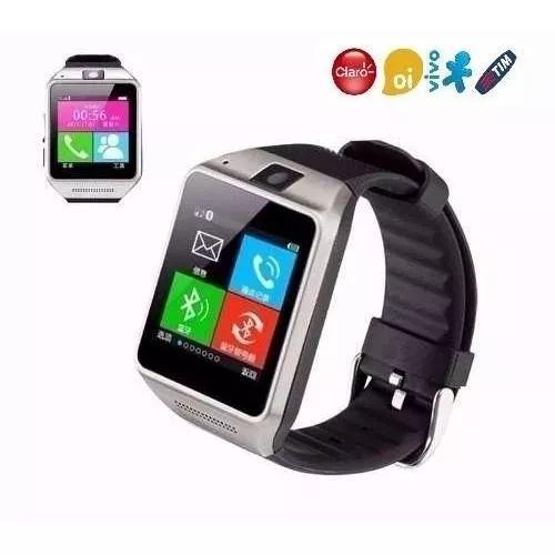 Relógio Digital Com Bluetooth Parea Com Celular Android - R$ 129,00