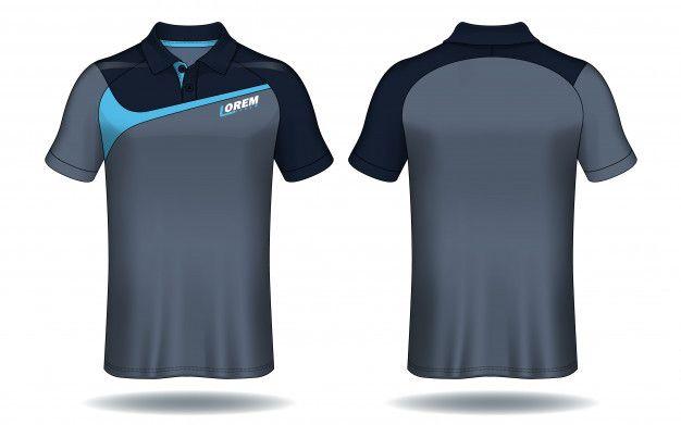 Download T Shirt Polo Design Sport Jersey Template Polo Design Sports Jersey Polo