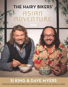 The Hairy Bikers' Asian Adventure In this BBC TV tie-in book, bestselling, big-hearted and down-to-earth chefs, The Hairy Bikers, tour Asia to find the best authentic recipes.