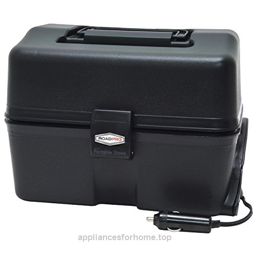 RoadPro 12-Volt Portable Stove, Black Check It Out Now     $31.99    Heat things up while on the go with this 12-volt portable stove. Hungry? This handy portable stove warms food up to 3 ..  http://www.appliancesforhome.top/2017/04/12/roadpro-12-volt-portable-stove-black-2/
