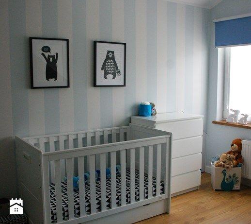 Nasze poddasze - Pokój dziecka, styl skandynawski - zdjęcie od Natalia Wutrych