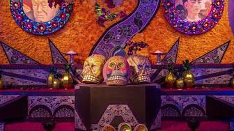 Significado de la ofrenda y origen del Día de Muertos en México | MicroTheo | Theobroma - YouTube