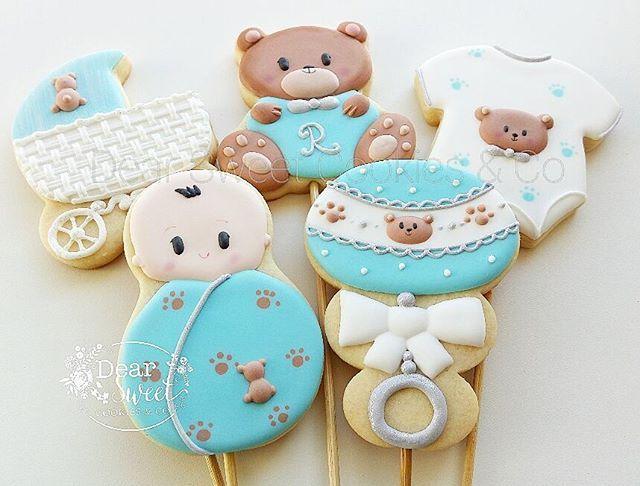 Cute Little Bears Baby Shower