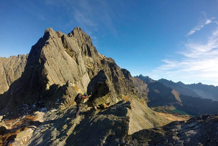 Sas-út túra - A Magas-Tátra legizgalmasabb hegyi útvonala