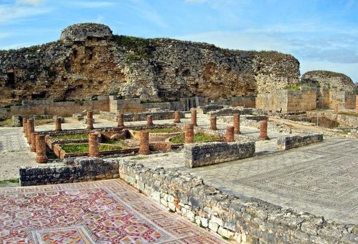 Conimbriga (Roman Ruins), Portugal
