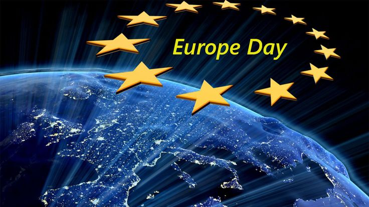 Europe Day - a day which must be commemorated by each Member State of Europe. This day is an annual celebration of peace and unity in Europe.