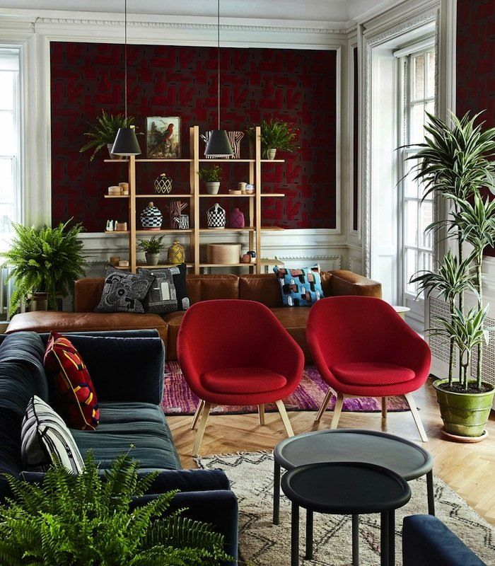 Living rooms are like living, breathing things that constantly evolve along with their inhabitants. We watch them change over time, as tastes and moods shift. Where are they today? If you're thinking of redecorating or renovating, here are four of the top trends for modern living rooms.