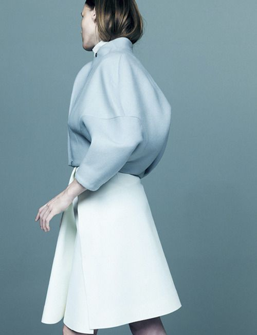 """Slash"". Photographed by Paul Jung for Schön magazine, February 23rd 2014 (via the absolute FASHION blog…)"