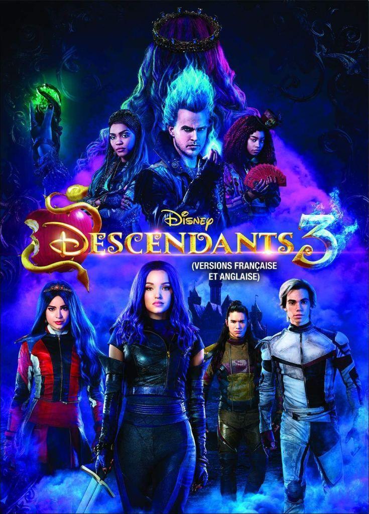 Day 3 Of The Disney Dvd Giveaway Descendants 3 Naturally Cracked Descendants3 Day 3 Of The Disney Dvd Giv Films Complets Les Descendants Personnage Disney