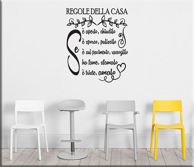 132 best adesivi murali frasi by arredi murali images on for Arredi murali