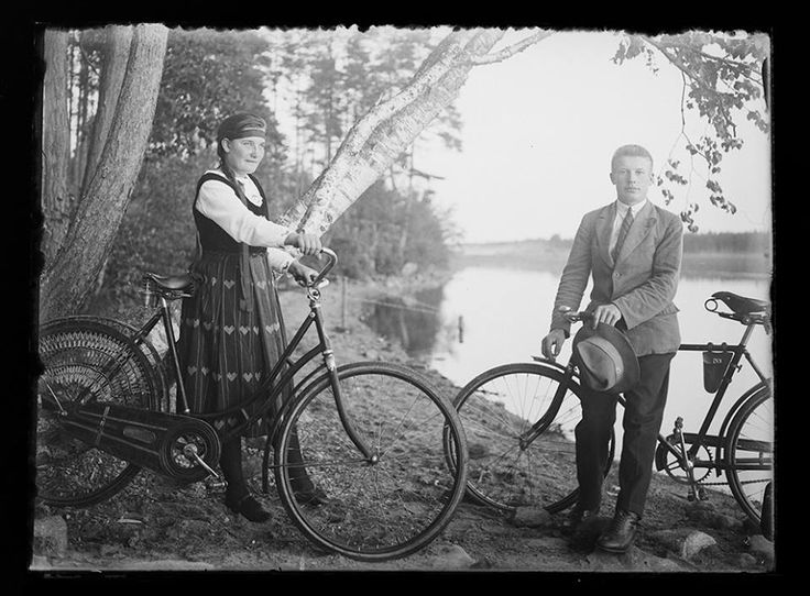 National dress, Alavus Finland, ca. 1920