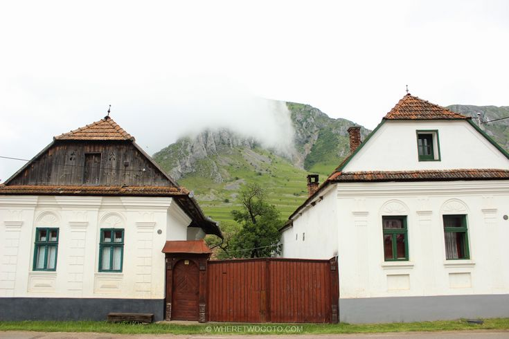 With 130 idyllic white houses, Rimetea, stands out among the villages in Transylvania and all over the country. The unique surrounding land forms...