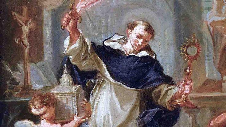 Homilia Diária.443: Memória de Santo Tomás de Aquino, Doutor da Igreja