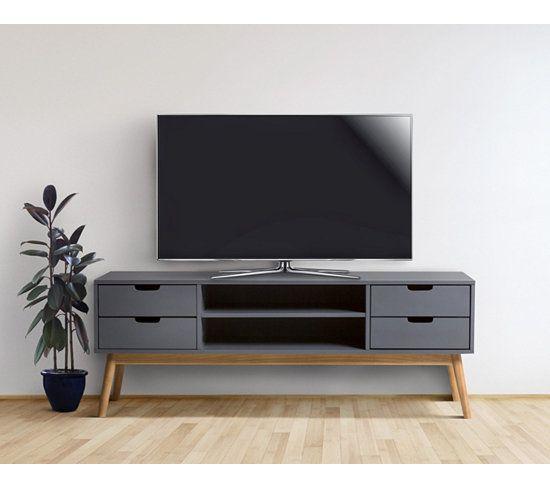 1000 id es sur le th me meuble tv sur pinterest ikea for Envie de meuble