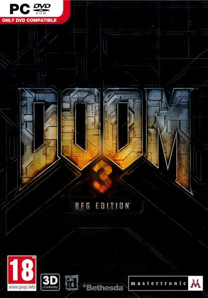 DOOM 3: BFG Edition features DOOM 3 and the Resurrection of Evil add-on pack, both of which have been completely re-mastered.