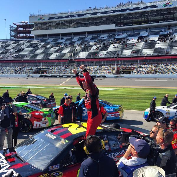 2015 Daytona 500 pole!