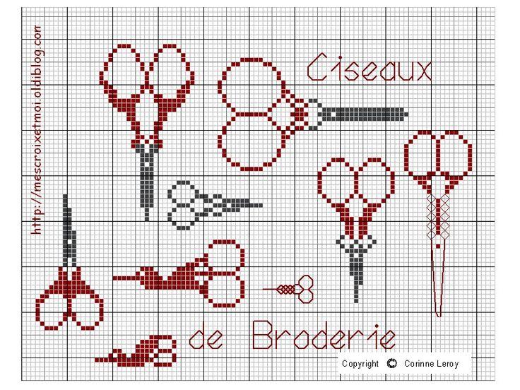 BORDADOS/IDÉIAS: Ponto cruz Gráficos