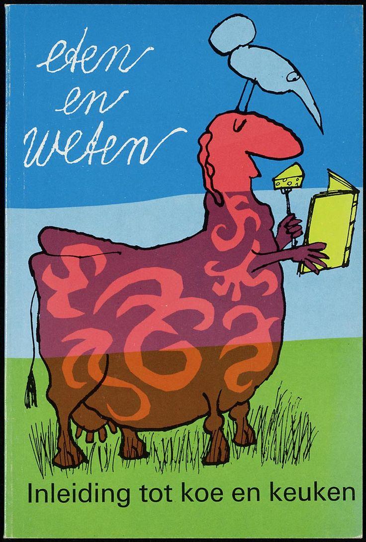 'Voorlichtingsbrochures over melkproductie; kaas; melk; over voeding met zuivel voor baby's resp.zwangere vrouwen' 1975.  Meer over zuivel en zwangerschap? Ga naar: http://www.milkstory.nl/artikel/broodje-aap-glaasje-melk-kaas-zwangerschap-hoe-zit-dat  #milk #dairy #pregnant #cheese #educatie #education #zuivel #dairy #school