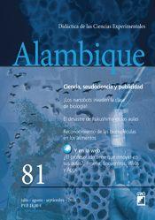 Alambique: Didáctica de las Ciencias Experimentales. Aldizkaria