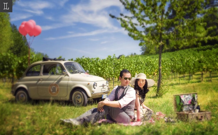 Summer in Love #prewedding #europe