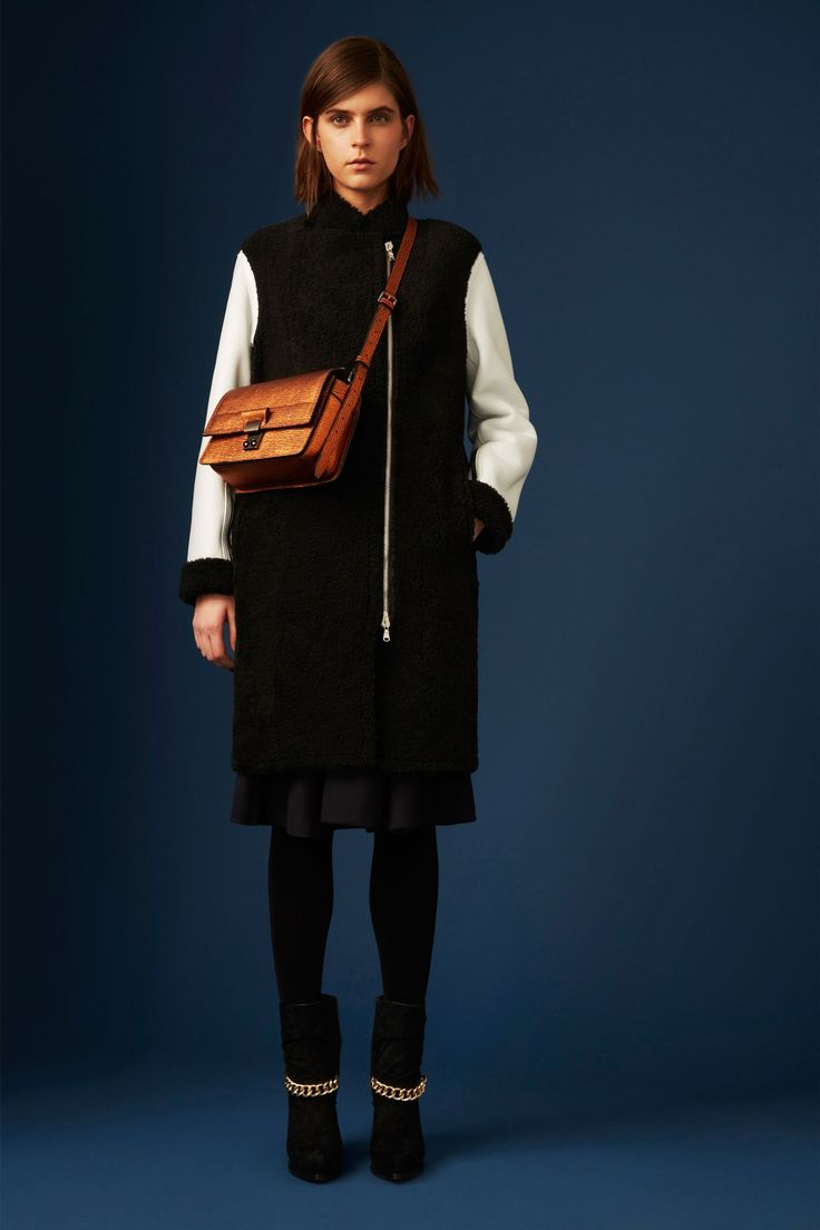 3.1 Phillip Lim fashion collection, pre-autumn/winter 2014