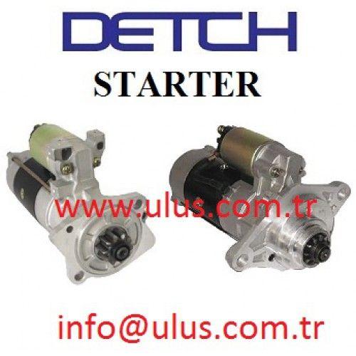 1-81100-033-8 Hitachi Zaxis Motor marş dinamosu