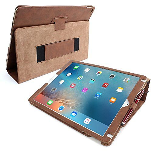 Snugg iPad Pro Case - **Black Friday Sale 40% Off** Leather Cover with Kick Stand & Lifetime Guarantee (Distressed Brown) for Apple iPad Pro Snugg http://www.amazon.com/dp/B015FR1ZPG/ref=cm_sw_r_pi_dp_Zfowwb1XSFS4S