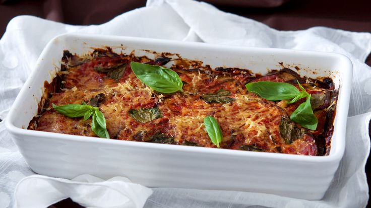 Are you familiar with eggplant parmesan, or parmigiana di melanzane? I'm sure you are, but in case you are not...you definitely should! If I had to choose a dish that is capable of delivering the p…