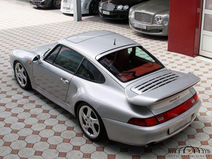 Porsche 993 Turbo S - Auto Salon Singen