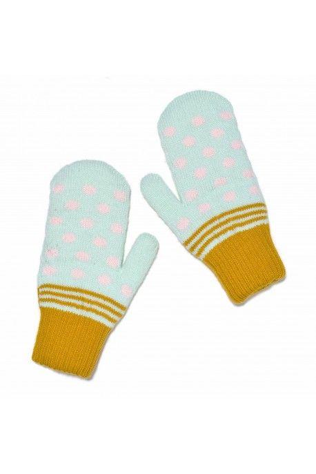 Femi Pleasure mittens ABADI mint