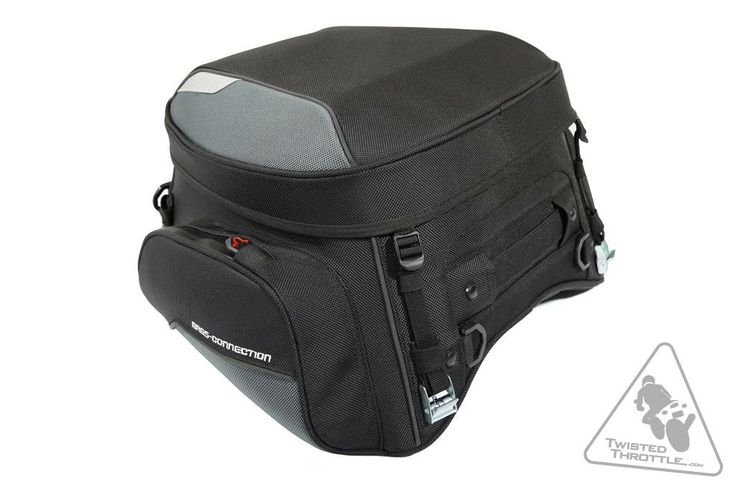 SW-MOTECH Bags-Connection EVO Rearbag motorcycle luggage system  239