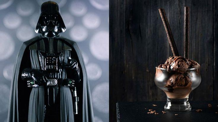 Dark Side'ın en meşhur tarifi: Çikolatalı Sundae!