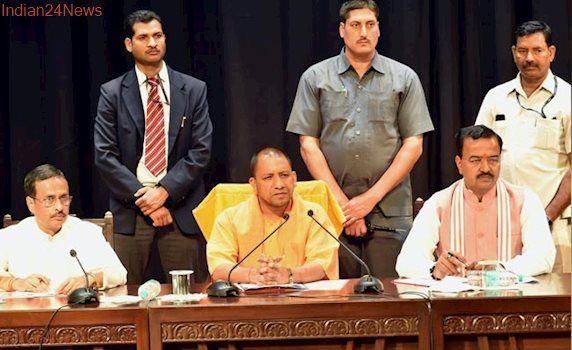 Yogi Adityanath Orders Cops To Start Work On Banning Slaughterhouses