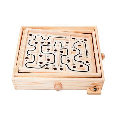 Znaleźć drogę to jedno. Ale uniknąć pułapek po drodze, to całkiem inna historia.Gra wykonana jest z drewna. #tigerstores #tigerpolska #tigerxmas #święta #ozdobyświąteczne #christmasinspiration #gift #prezent #zima #winter #grudzień #december #christmas #play #game #fun