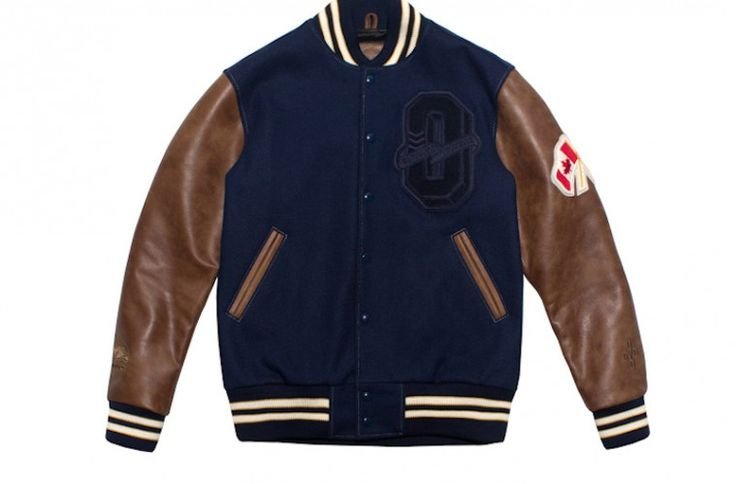 On our radar... The Drake x OVO x Roots Varsity Jacket. Does it get any more Canadian than this?!