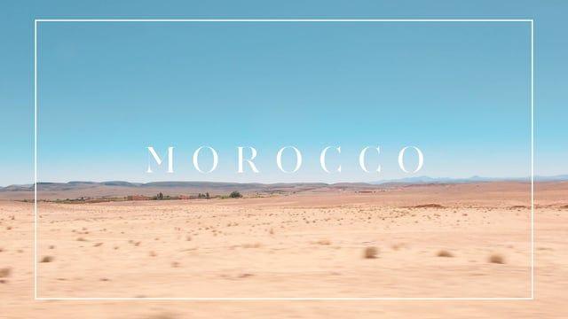 Morocco 2017 - Naya Traveler. Watch the video!! https://vimeo.com/226961245