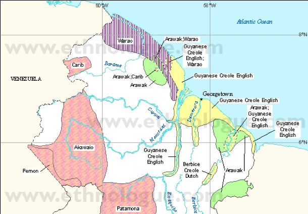 19 best Maps of Guyana images on Pinterest Maps Cards