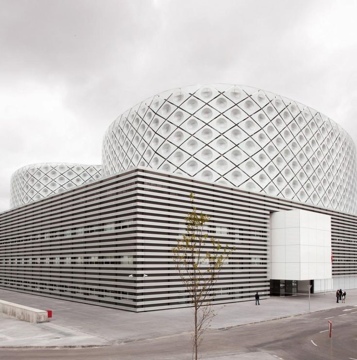 shim sutcliffe architects   Hospital Rey Juan Carlos / Rafael de La-Hoz