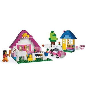 Velika pink kutija sa kockama Lego 5560