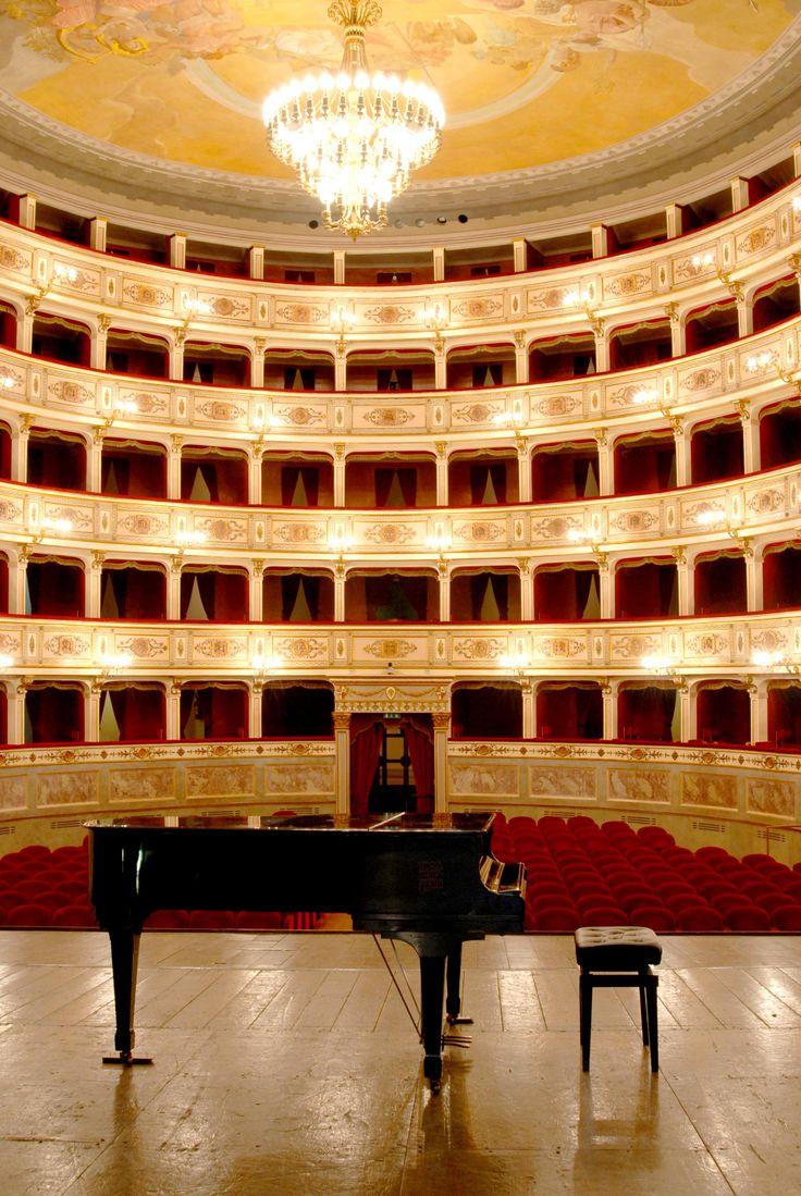 Teatro dell'Aquila #marcafermana #fermo #marche