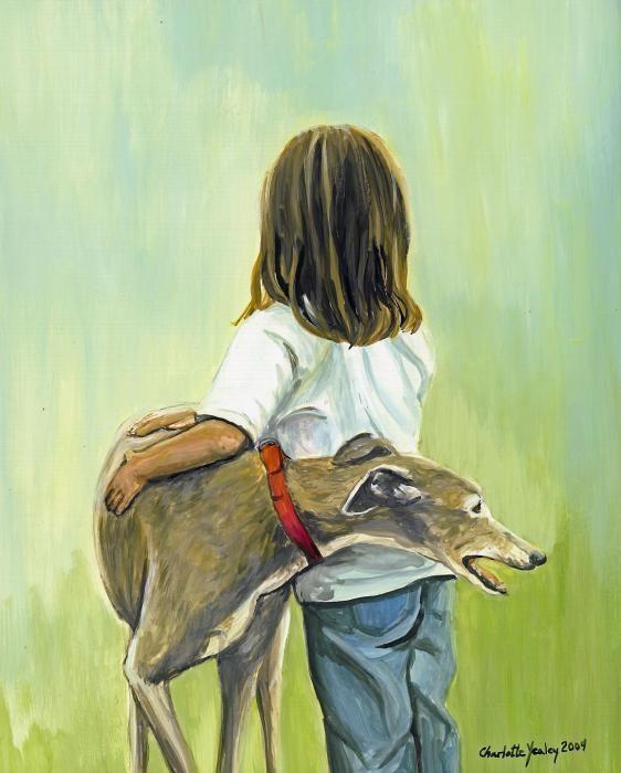 P Young Greyhound Trainer 160 best Greyt Art 9 -...
