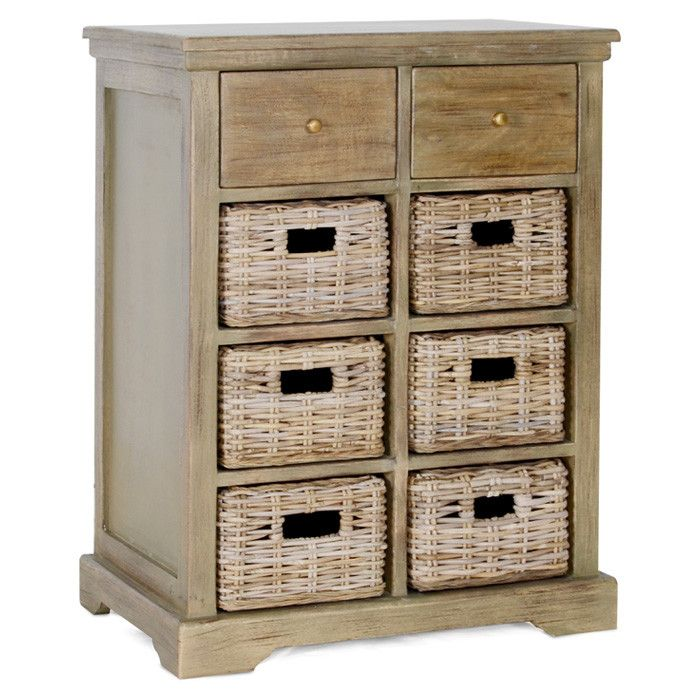 Simone Cabinet in Natural