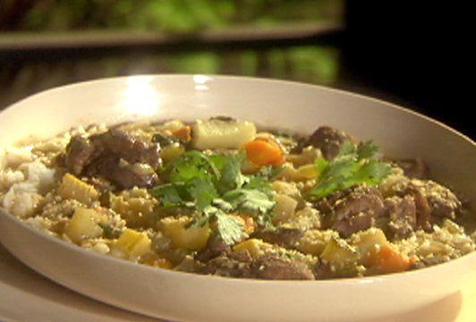 Emeril's Mulligatawny Soup Recipe : Emeril Lagasse : Food Network