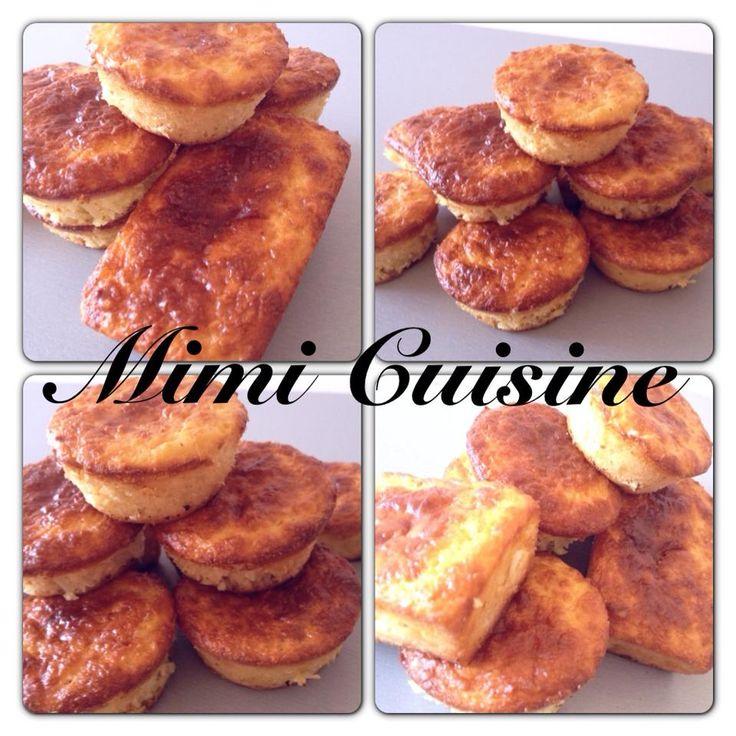 Petits gâteaux Extra moelleux à la noix de Coco