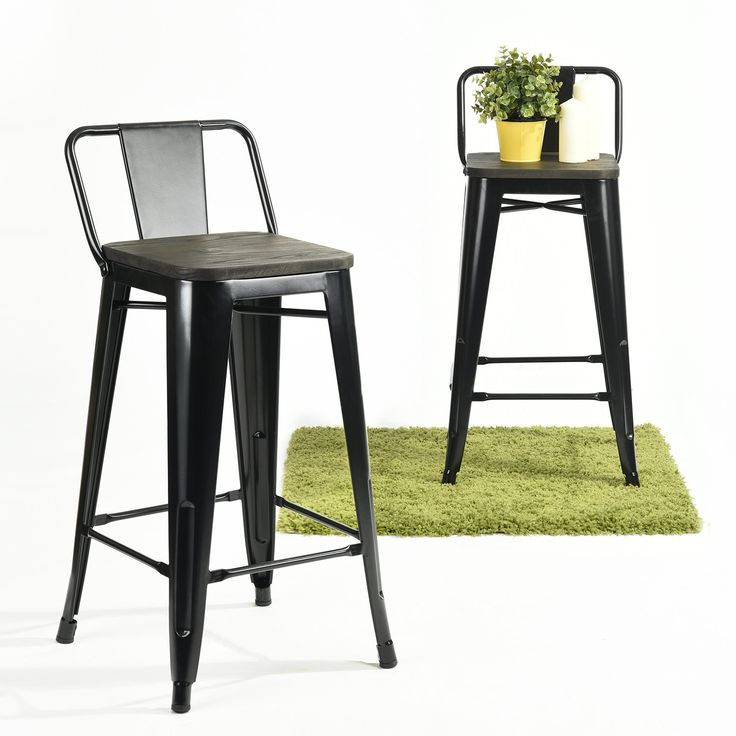 20 Awesome Vintage Industrial Bar Stools