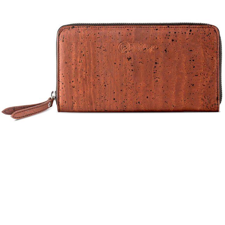 Women Cork Wallet