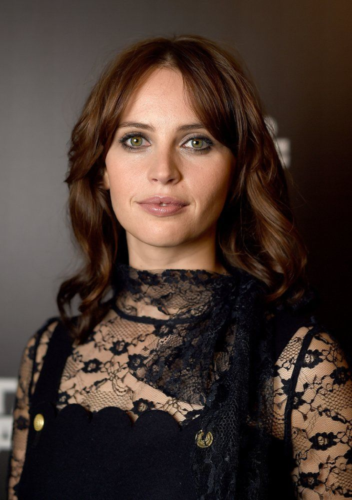 Felicity Jones at Rogue One: A Star Wars Story (2016)