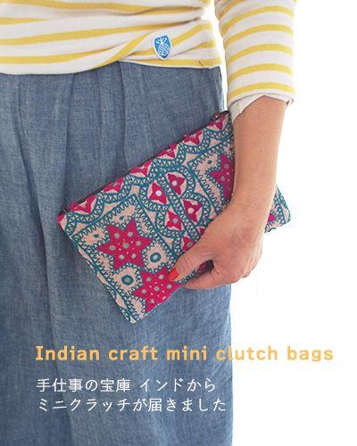インド刺繍,トートバッグ,古布,ヴィンテージ #vintage #boho #embroidery