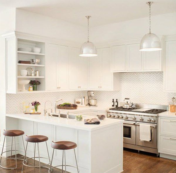 Best Modern Small Kitchen Design: Best 25+ Very Small Kitchen Design Ideas On Pinterest